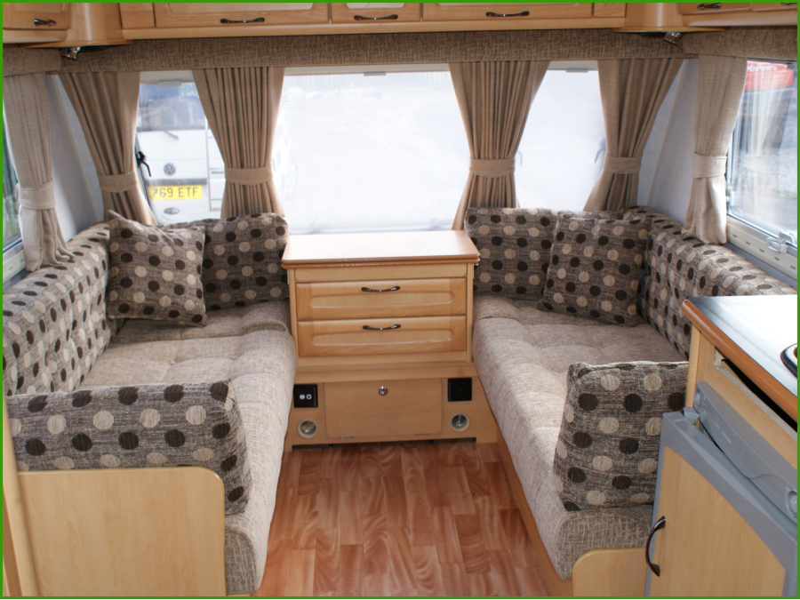 We Can Supply New Caravan Upholstery, And Curtains In Single Or Multiple  Sets Using Fabric, Leather Or Both, Trimmed To A Very High Standard And  Only Using ...